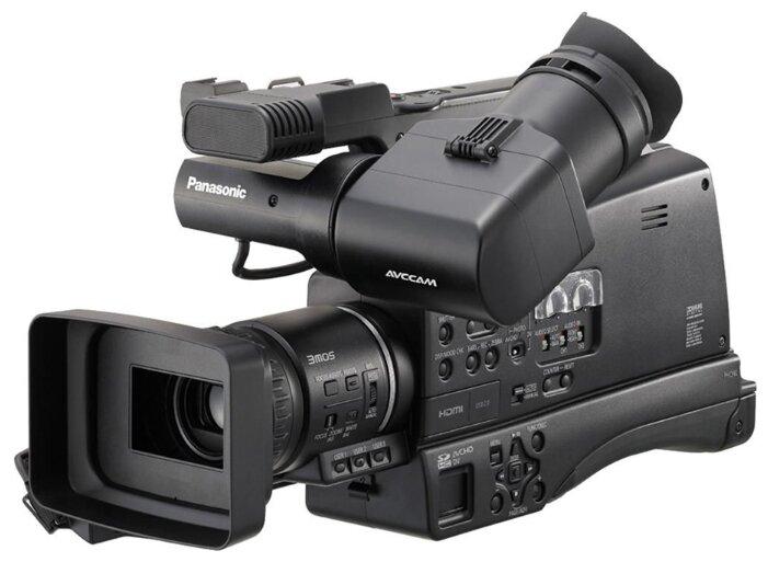 Сравнение с Panasonic AG-HMC84