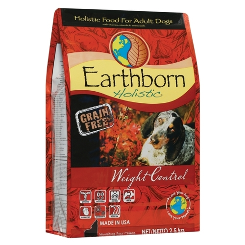 Корм для собак Earthborn Holistic (2.5 кг) Weight Control