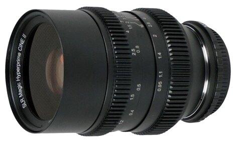 Объектив SLR Magic 35mm T0.95 Hyperprime II Fuji X