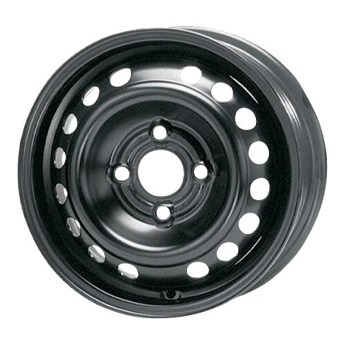 Фото - Колесный диск Trebl 8955 6x15/5x112 D57.1 ET37 black колесный диск trebl 8030 6x15 5x100 d56 1 et55 black