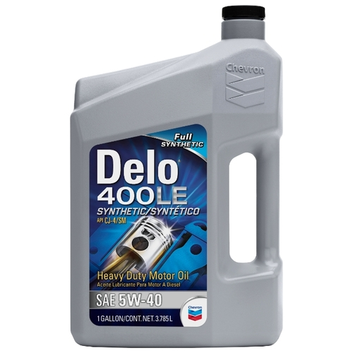 Моторное масло CHEVRON Delo 400 LE Synthetic SAE 5W-40 3.785 л