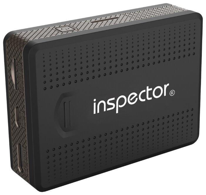 Сравнение с Inspector Scirocco
