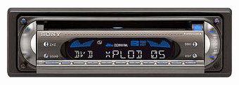 Автомагнитола Sony MEX-R5
