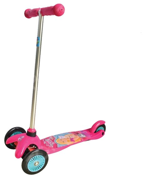Кикборд 1 TOY Т57618 Barbie