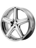 American Racing 8x18/5x114,3 ET40 D72,62 AR883 Anthracite/Machined - фото 1