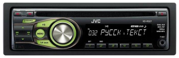 JVC KD-R327EE