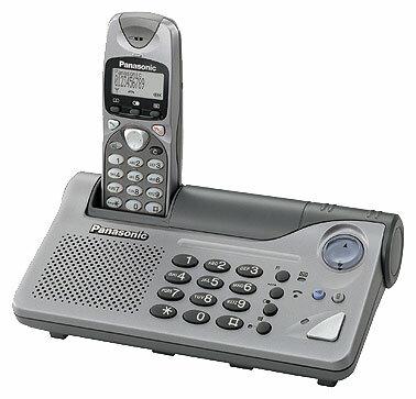 Радиотелефон Panasonic KX-TCD715