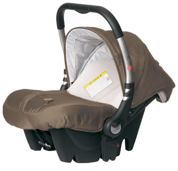 Автокресло группа 0+ (до 13 кг) CasualPlay Baby Zero Plus Isofix