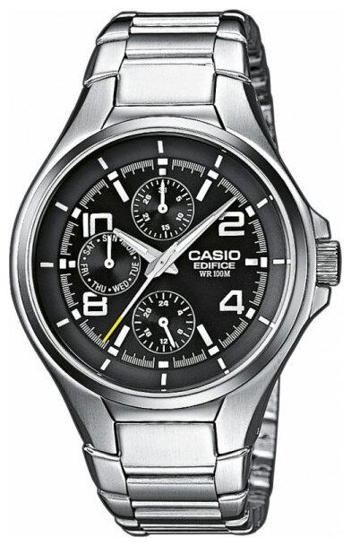 Купить Наручные часы CASIO EF-316D-1A по низкой цене с доставкой из Яндекс.Маркета (бывший Беру)
