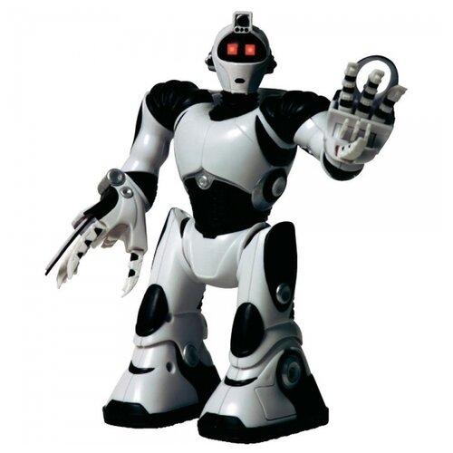 Интерактивная игрушка робот WowWee Mini Robosapien V2 белый/черныйРоботы и трансформеры<br>