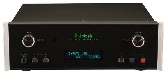 Предварительный усилитель McIntosh C47