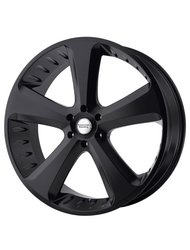American Racing 9,5x24/5x150 ET30 D110 VN870 Black - фото 1