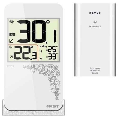 Термометр RST 02253, белый недорого