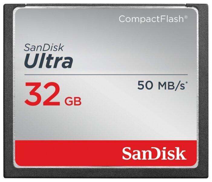 SanDisk CompactFlash Ultra 50MB/s