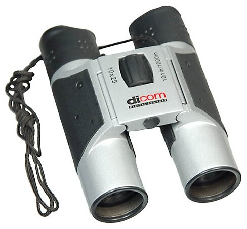 Бинокль Dicom O1025 Observer 10x25mm