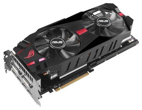 ASUS Radeon HD 7970 1050Mhz PCI-E 3.0 3072Mb 6600Mhz 384 bit 2xDVI HDCP