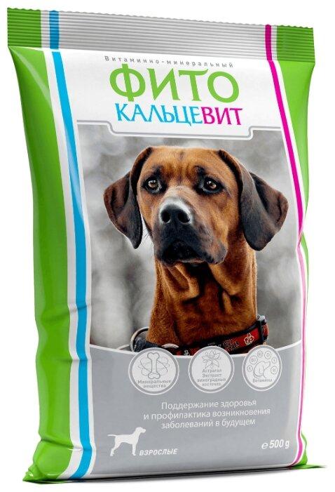 Добавка в корм Фито Кальцевит для взрослых собак