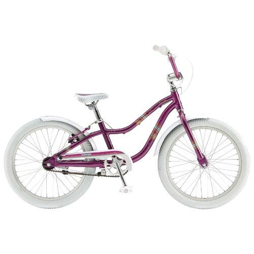 цена на Подростковый городской велосипед Schwinn Stardust (2016) фиолетовый (требует финальной сборки)
