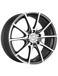 Racing Wheels H-490 6.5x15 4x98 ET 35 Dia 58.6 DDN F/P - фото 1