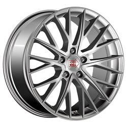 Колесные диски 1000 Miglia MM1009 8x18/5x108 D63.4 ET40 Silver High Gloss