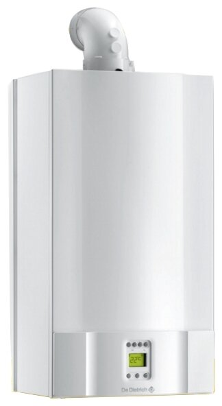 Газовый котел De Dietrich ZENA MS 24 MI FF 24 кВт двухконтурный