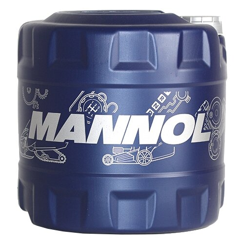 Моторное масло Mannol Diesel Extra 10W-40 7 л моторное масло mannol gasoil extra 10w 40 1 л