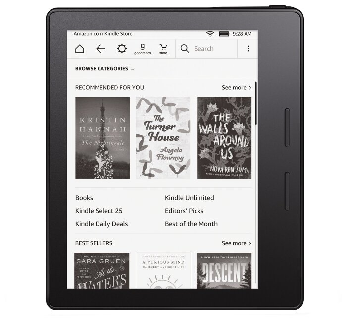 Amazon Электронная книга Amazon Kindle Oasis
