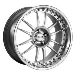Колесные диски OZ Racing Superleggera III 8.5x18/5x120 D79 ET30 Silver