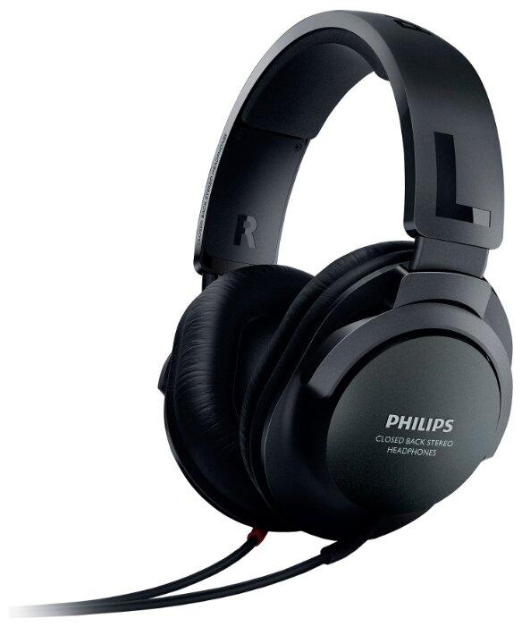 Сравнение с Наушники Philips SHP2600