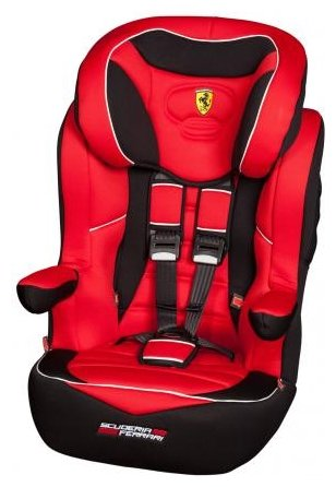 Автокресло группа 1/2/3 (9-36 кг) Ferrari I-Max SP Luxe Isofix