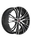 NZ Wheels F-53 6.5x16 5x108 ET 50 Dia 63.3 BKF - фото 1