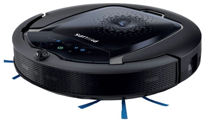 Сравнение с Philips Робот-пылесос Philips SmartPro FC8810