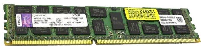 Оперативная память Kingston KVR16R11D4/8