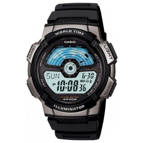 Фото - Наручные часы CASIO AE-1100W-1A ae 2000w 1a