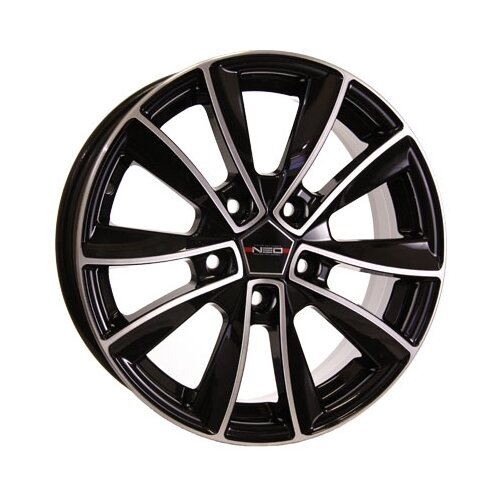 Фото - Колесный диск Neo Wheels 842 7.5х18/5х114.3 D66.1 ET40, 11.6 кг, BD накладной светильник silverlight louvre 842 39 7