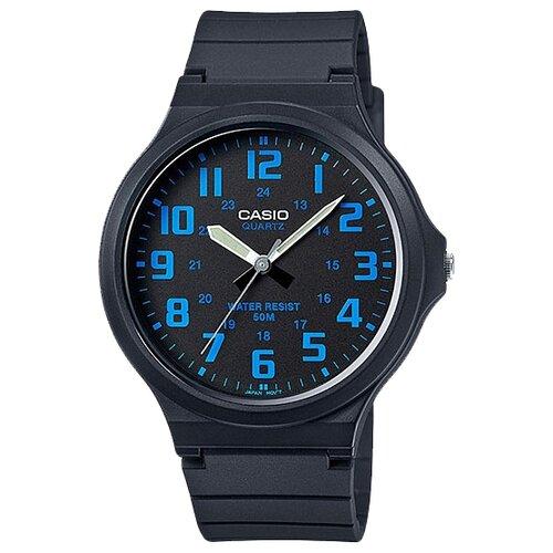 Наручные часы CASIO MW-240-2B наручные часы casio mw 240 4b