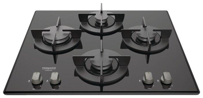 Встраиваемая варочная поверхность Hotpoint-Ariston 641 DD BK, black