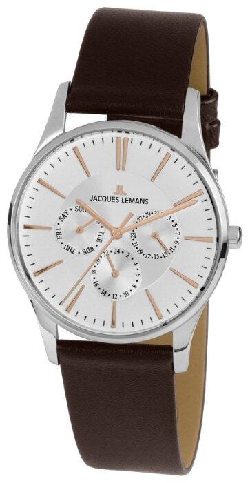 Часы Jacques Lemans 1-1795D Часы Ника 1051.2.3.63H