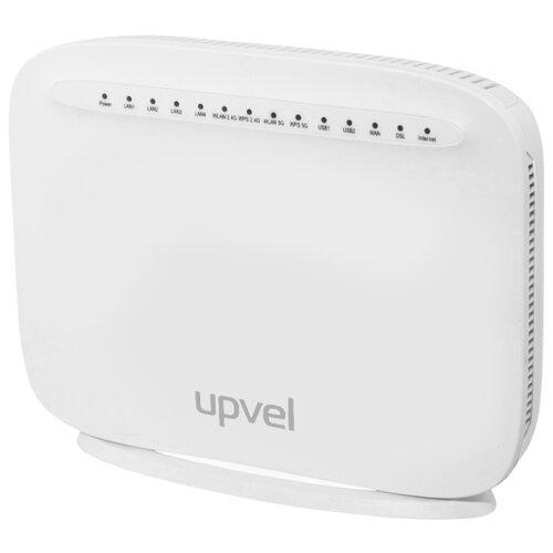 Wi-Fi роутер UPVEL UR-835VCU белый