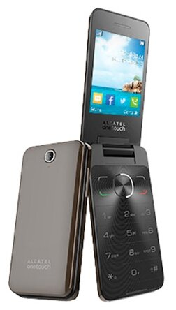 Alcatel One Touch 2012D Soft Gold