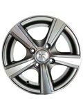 NZ Wheels SH629 5.5x13 4x98 ET 35 Dia 58.6 GMF - фото 1