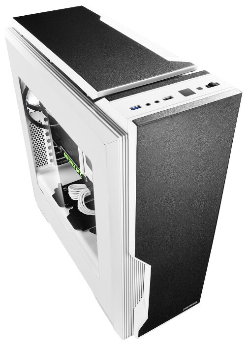 Deepcool Компьютерный корпус Deepcool Dukase V2 White
