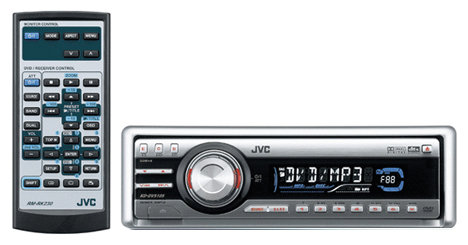 JVC KD-DV5105