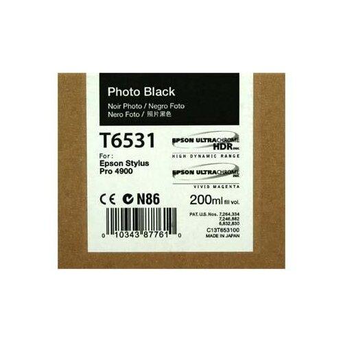 Картридж Epson C13T653100