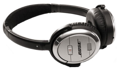 Наушники Bose QuietComfort 3
