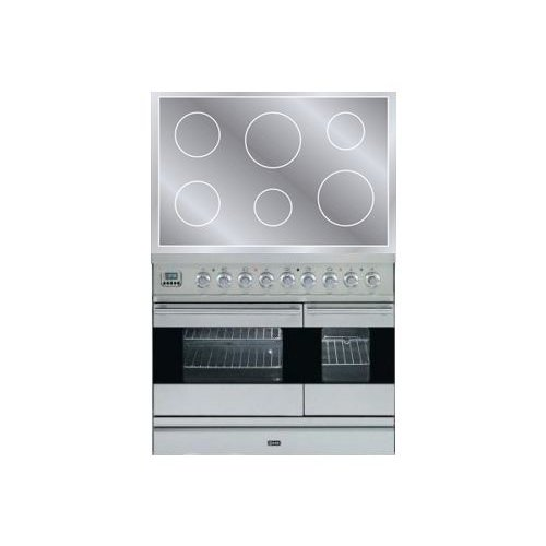 ILVE PDFI-100-MW Stainless-Steel