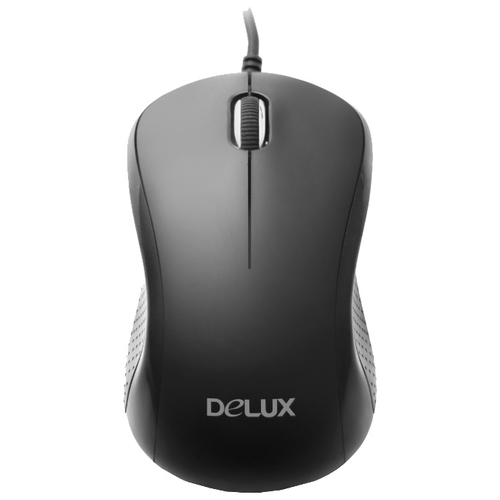Мышь Delux DLM-391 Black PS/2