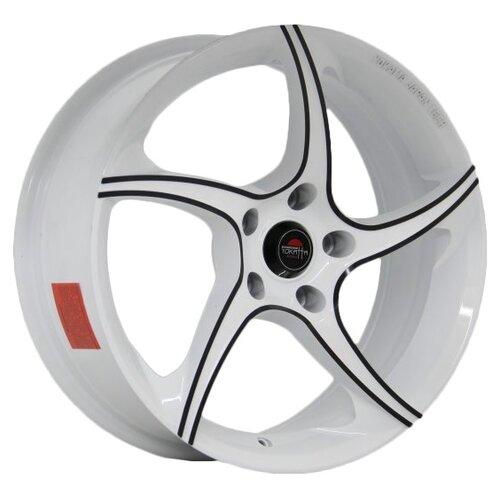 Фото - Колесный диск Yokatta Model-2 7x17/5x114.3 D64.1 ET50 W+B колесный диск yokatta model 27 7x17 5x114 3 d64 1 et50 w b