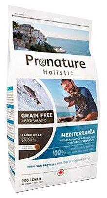 Корм для собак ProNature Holistic Mediterranea 340г (для крупных пород)