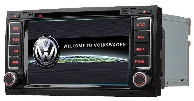 "Автомагнитола CarSys Windows CE VW Touareg 7"""